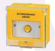 Demco Abort Button D-108-Pos