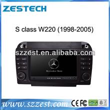 ZESTECH CAR DVD GPS BLUETOOTH VEDIO MP3 MP4 RECORDER car dvd for Benz S CLASS car dvd player For Mercedes-benz S class
