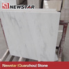 Polished Ariston white marble
