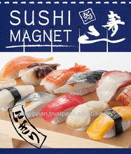 Tuna shrimp popular Japanese style sushi Nigiri Magnet gift item