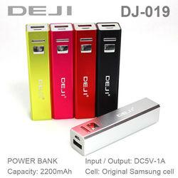 2013 new mini mobile power supply 2200 mah