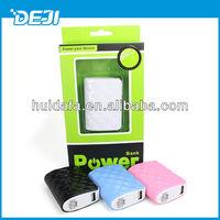 purse mobile battery charger scrap 4400mah for iphone5 original