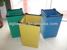 color cardboard box