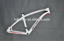 26er mountain bike carbon frame