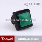 CE IP67 RoHS push button no nc
