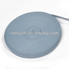 new cotton herringbone thin twill ribbon belt webbing for clothes and bag