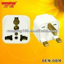 2013 Wonplug England universal adapter WPS-7