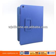 Lastest 2013 PU Leather Folder Portfolio Case for IPad Air