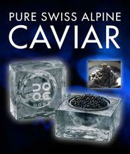 Swiss Alpine Pure Caviar for sale
