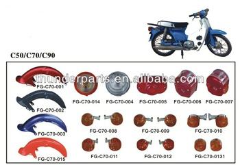 lamps parts for Cubs,moped,50cc,70cc,90cc,100cc,110cc,125cc