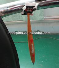 Canadian Koala shape magnetic ballpen, rubber canada pen (BT-pvc magnet penAL-33)