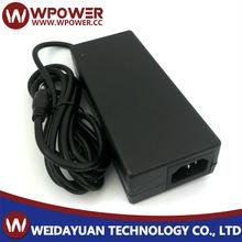 Desktop AC/ DC Adapter 15V 5A Power Supply 75W made in shenzhen factory