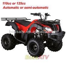 110cc or 125cc automatic or semi-automatic ATV