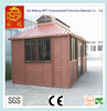 WPC(Wood Plastic Composite)/WPC House Outdoor House
