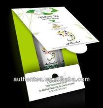 Chinese Healthy Natural Jasmine Ice Tea Drink 3 Sachets