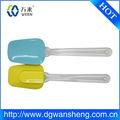 Mejor y de silicona espátula de plástico, impresa de silicona espátula/eco- ambiente espátulas de silicona