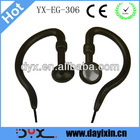 free sample headphones custom branded headphones high sound quality colorful neck headphone from china factory