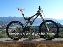 2014 Draco No punto de inflexión de la cola suave downhill marco de la bici de montaña cuesta abajo