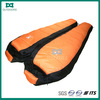 3D hollow fiber adult double sleeping bag