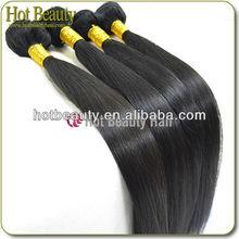 Golden Supplier Softest Hair 5A Virgin Straight Hair 3pc