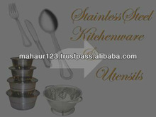 Stainless steel kitchenware, utensils, pet products
