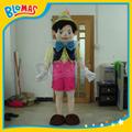 la promoción de ventas marioneta pinocho disfraces para el partido