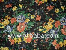 "VOILE cotton FABRICS PRINTED READY TO USE JODHPURI PRINTS Floral prints Discharge Procean Rapid Indigo ""100% cotton fabrics"""