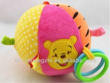 baby soft ball, plush stuffed toy