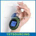 Mini pessoal GPS Tracker Location Finder com tela e chaveiro