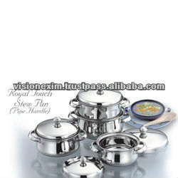 Royal Touch Stew Pan Pipe Handle