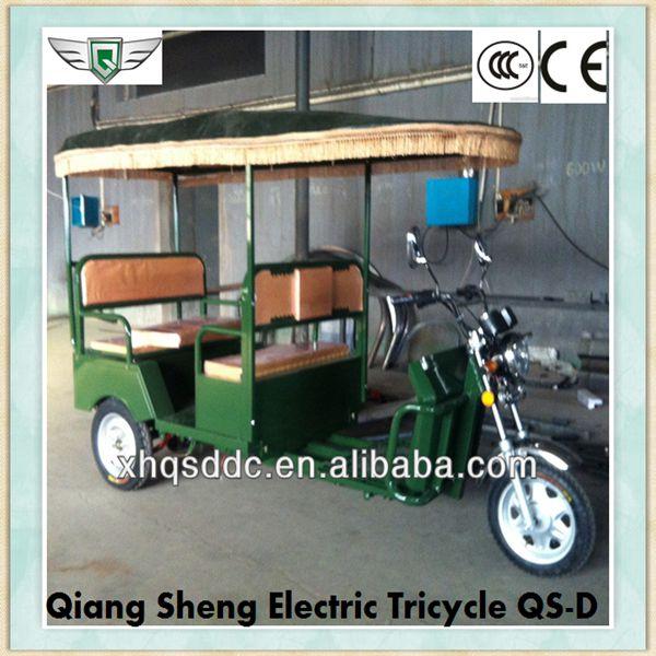 three wheel tricycle indian auto Rickshaw