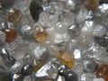 Rugueuse industrielle diamants