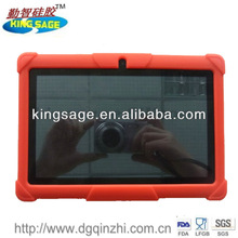 customized color silicone 7 tablet case