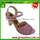 new arrival 2015 new design girls fashion sandal