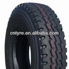Tubeless radial truck tire 265/70R19.5
