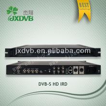 ird dvb decoder/ catv qpsk demodulator