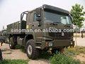 4x4 de vehículos militares