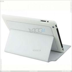 For iPad 2/3/4 Magnet Design Genuine Leather Case Cover P-iPAD3CASE060