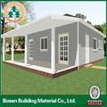 الهيكلية تصميم بيوت صغيرة بيوت الهيكل الحديد منزل من الخيزران