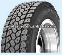 Mrf neumáticos para camiones y Auplus neumático proveedor