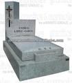 гранит кладбище вазы для надгробной плиты