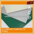 de alta calidad de 4 mm de plástico de aluminio para paneles de las paredes