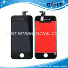 For iPhone 4S Black Lcd With Touch Original Complete Assembly