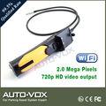 720p tubería de vídeo de la cámara de inspección 8.5mm