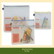 PVC Mesh Pencil Bag Wholesaler