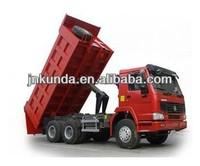 336 HP howo dump truck 6x4 /HOWO 6*4 sinotruck dump truck/SINOTRUK HOWO 10 tires right hand dump truck for sale