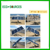 automatic solar tracker system & solar sun tracking system free shipping by fedex