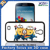 Despicable Me wholesale custom 3d cell phone case for samsung /iphone