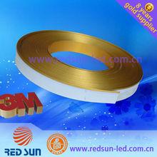 whole light Channel letter material, led acrylic letter trim cap/roll/coil/return/border/edging/strip