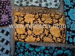 Barabanki /Farrukhabad /Indian Style Stoles & scarves Paroes & sarongs Printed & dyed Womens & Gents Fashion Headwear Neckwear